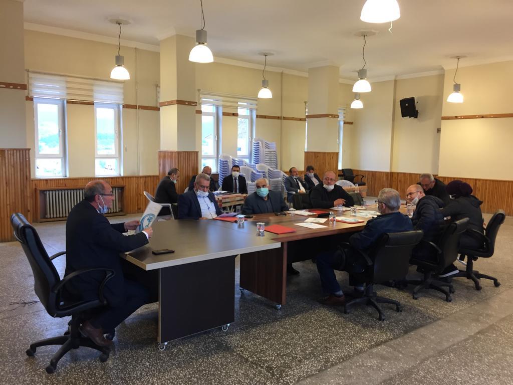 Kapatılan İşyeri Sahiplerine Yardım İçin Belediye Meclisimiz Toplandı